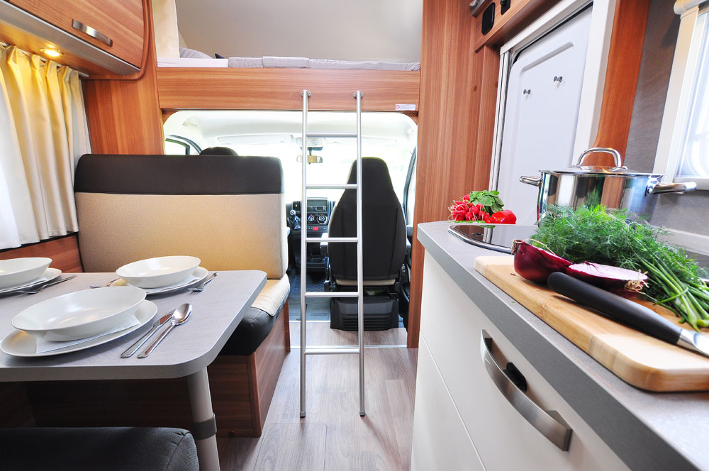 A motorhome trip is the easiest and most relaxing holiday you can have with even the newest editions to the family