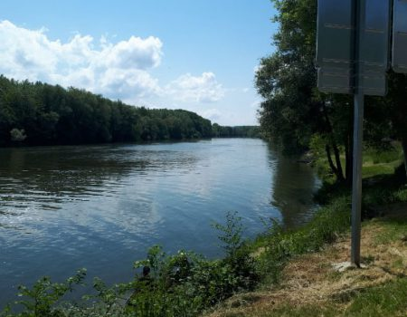 Joigny campsite a local, family-run gem, overlooking The River Yonne