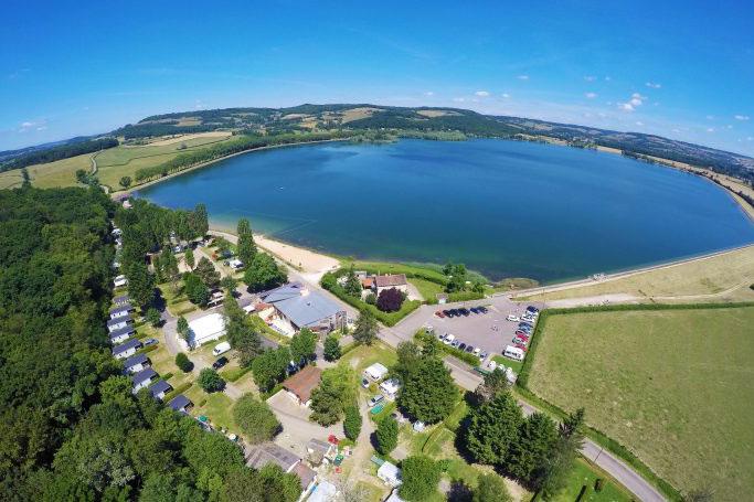 Campsite Lac de Panthier