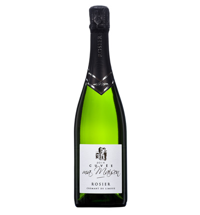 Champagne is not the only lovely bubbly on the 2019 Tour de France route. Try this dry, sparkling Cremant de Limoux from top producer Les Rosiers in the Languedoc