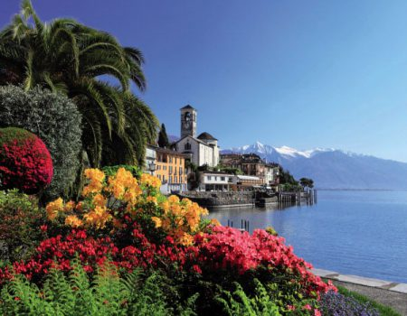 Rent a motorhome and head for Switzerland