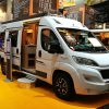 Visiting a motorhome show is a great way to see all the 2019 campervans and motorhomes under one roof