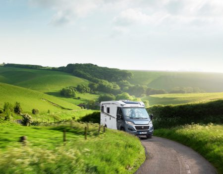 Why our depot is the perfect location to start your campervan trip
