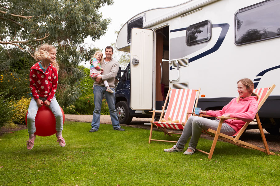 Family friendly campsites provide a safe and comfortable environment to park your motorhome overnight and they are especially good in France