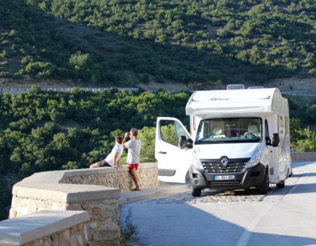 What to do if it's too expensive to hire a campervan for your long term trip?