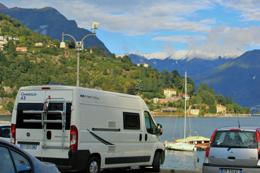 Where will your spring campervan adventure take you to