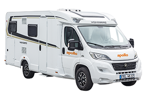 Duo Plus Motorhome Hire Vehicle