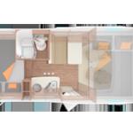 Family Traveller Floor Plan