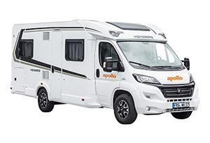Family Traveller Plus Motorhome Hire Vehicle