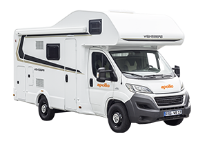 Family Voyager Motorhome Hire Vehicle