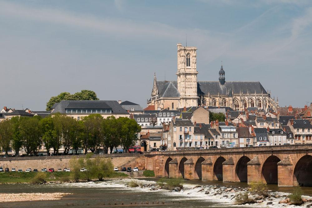 Nevers, Burgundy