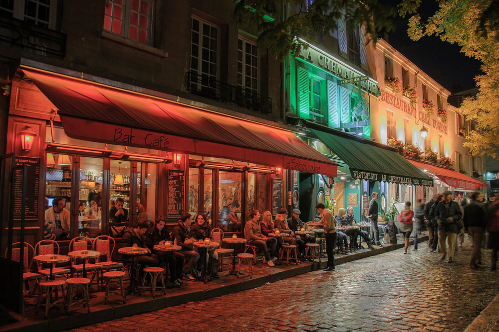 Enjoy a night or two in Paris before starting your motorhome holiday