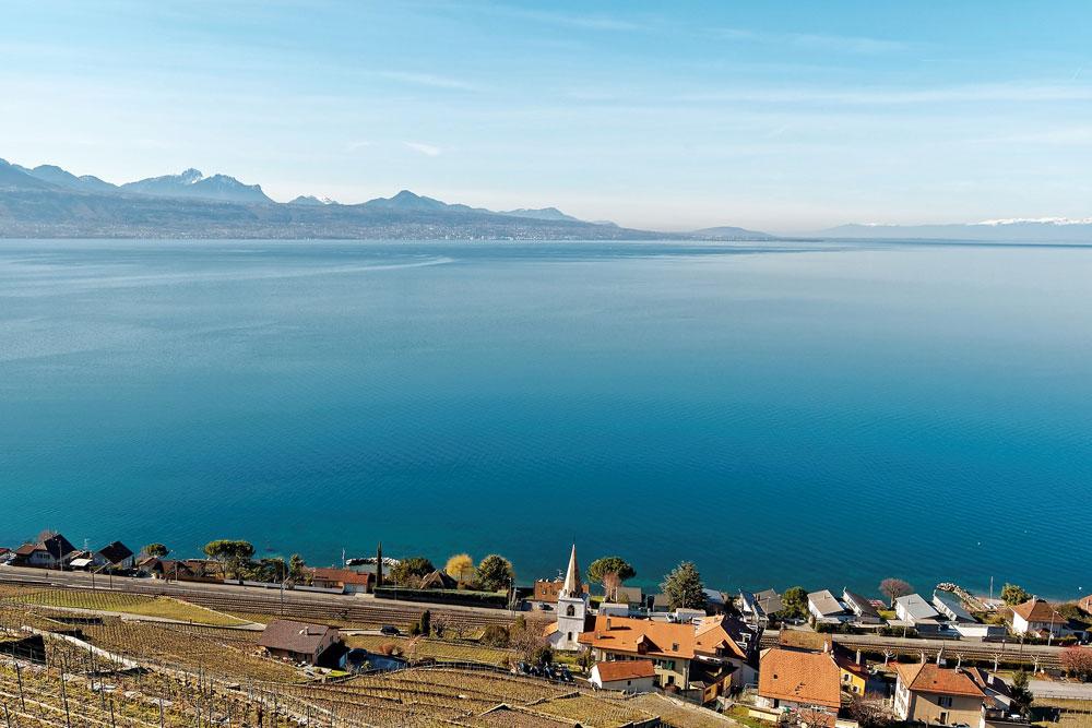 Spectacular Lake Geneva