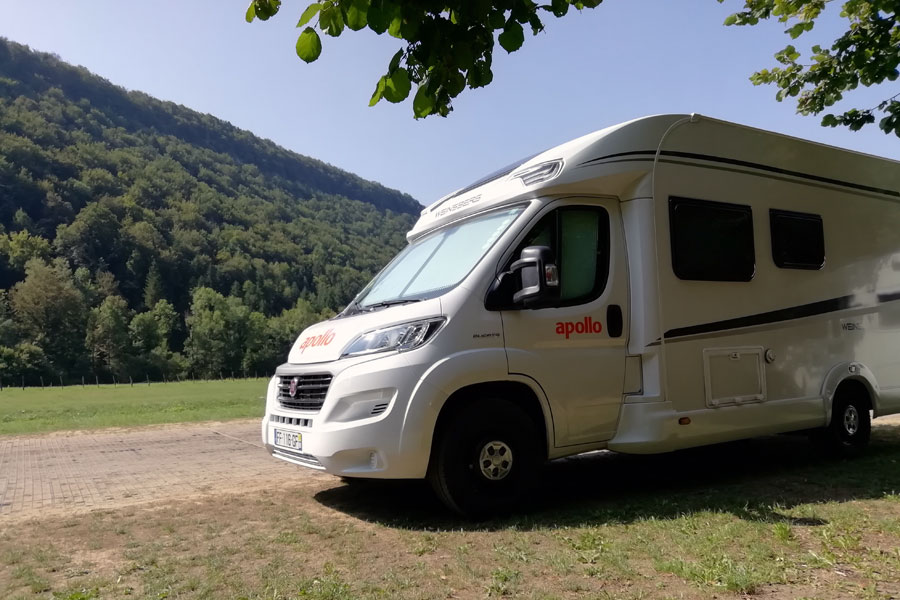 Visit Morvan Nation Park in your motorhome