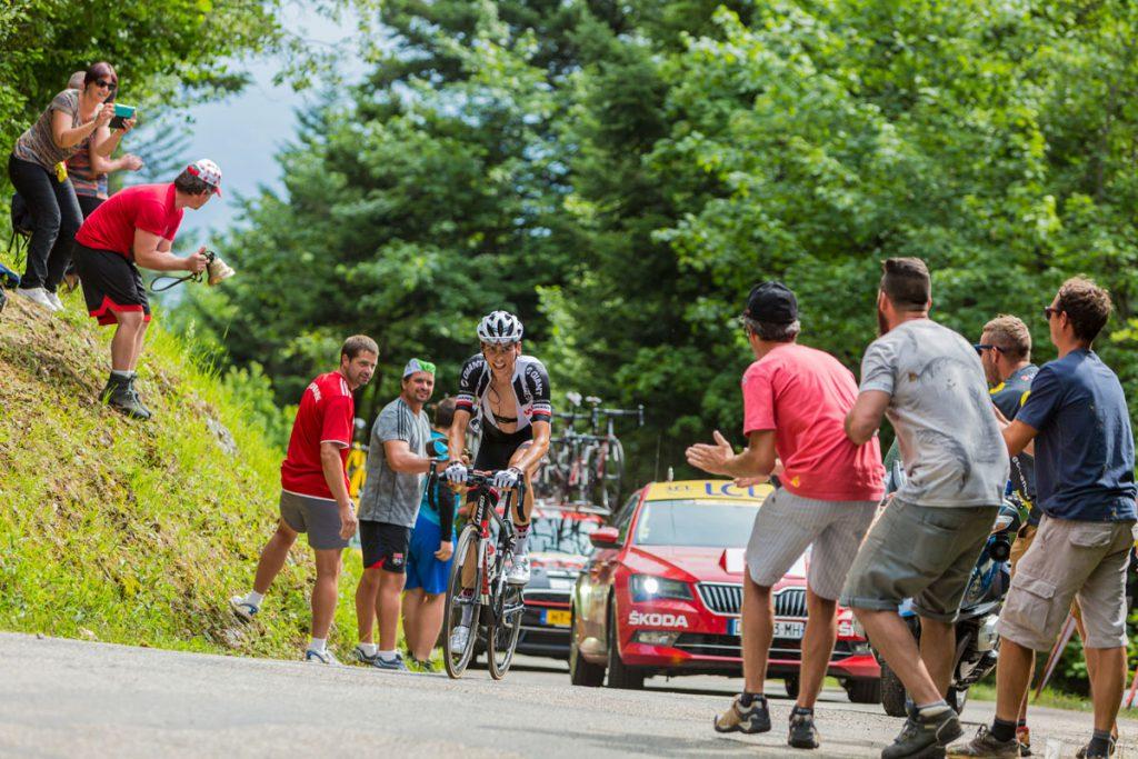 hire a campervan for the tour de france