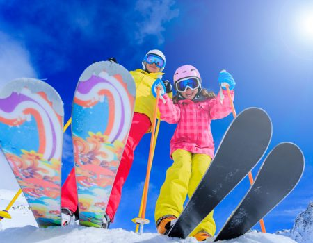 Motorhome Skiing Holiday Beginners Guide: Equipment