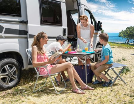 France Motorhome Hire's top 5 campervan itineraries