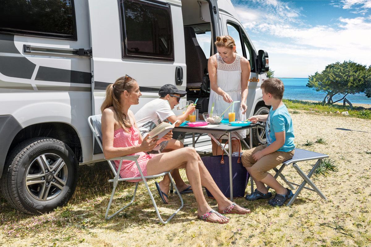 France Motorhome Hire's top 5 campervan itineraries